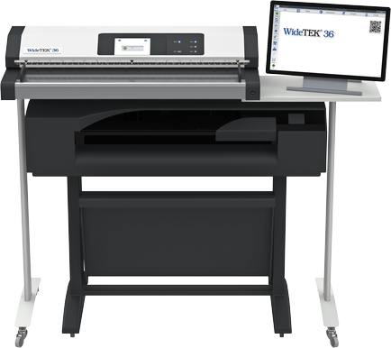WideTEK® High Stand - the most versatile MFP stand in the industry