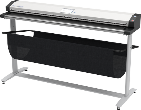 High resolution, fastest large format CIS scanner on the market