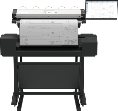 An MFP Solution with Stand
